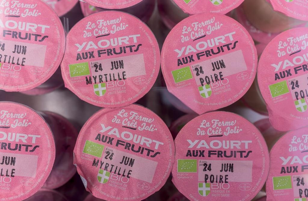 yaourt bio pour cantine scolaire