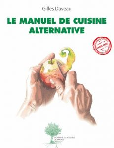 Couverture Le Manuel de cuisine Alternative