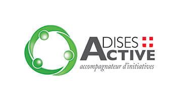 Adises Active partenaire La Bio d'ici