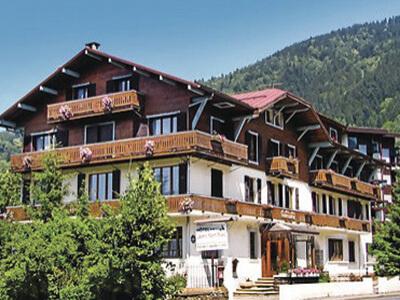 Du Bio au chalet Liberty de Saint Gervais Mont Blanc